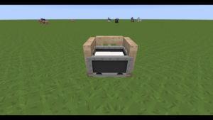 TUTO:comment faire une chaise fonctionnelle dans minecraft