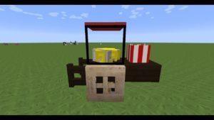 TUTO: comment faire une machine à Pop-Corn dans Minecraft 🍿🍿