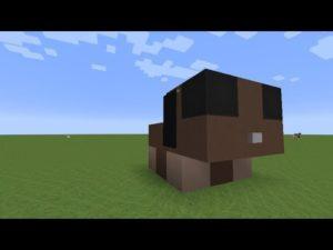 TUTO:comment faire construire chien dans Minecraft