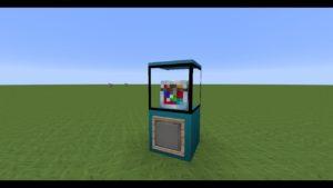 TUTO:comment faire une machine a bonbon dans Minecraft