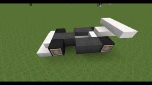 TUTO:comment faire un kart dans minecraft